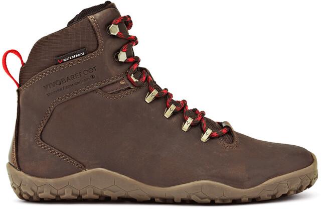 HommeDark Chaussures Vivobarefoot Tracker Cuir Fg En Brown XwPZiuTkO